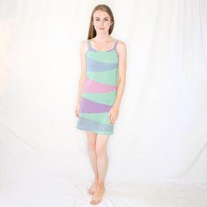 MISSONI VINTAGE Knit Mini Dress Bloomingdales 0366